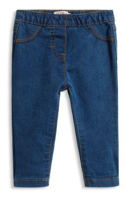 Jeans aus Baumwoll Mix mit Stretch
