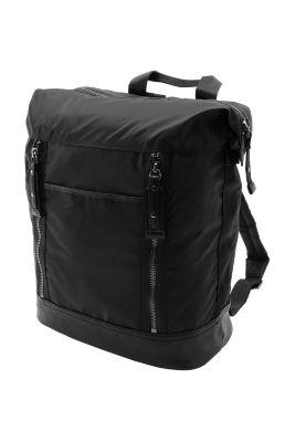 Softer Rucksack aus leichtem Nylon