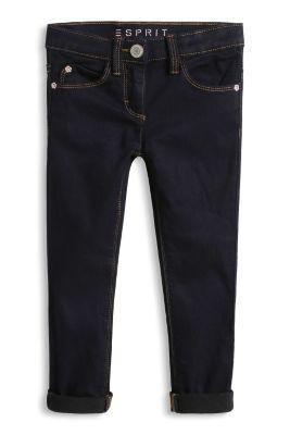 Extra Skinny Jeans aus Dark Denim