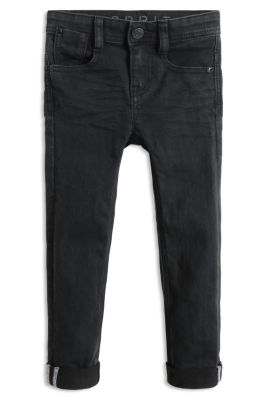 Schwarze Stretch Denim Premium Jeans