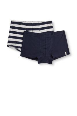 Shorts im Doppelpack