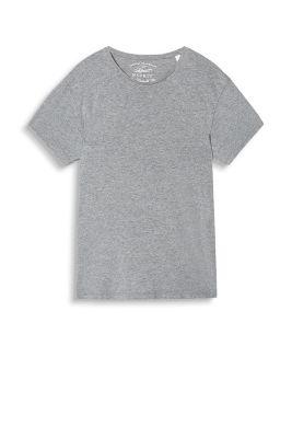 Jersey Rundhals T-Shirt , 100% Baumwolle