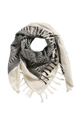 Esprit / Ethno-Tuch aus 100% Baumwolle