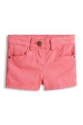 Esprit / Baumwoll-Stretch Basic Shorts