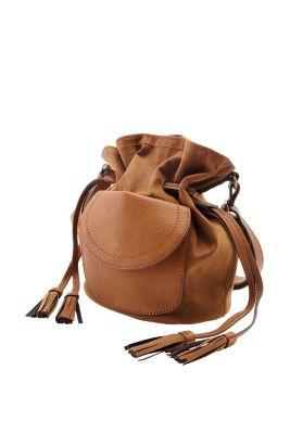 Esprit / Bag with tassel drawstrings