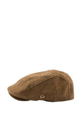 Esprit / Leichte Kappe aus luftigem Geflecht