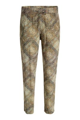 Esprit / allover printed jogger pant