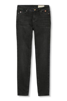 Esprit / Cropped stretch jeans