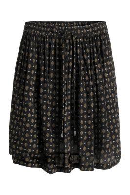Esprit / Flowing print skirt