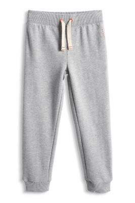 Esprit / Basic Sweat Hose aus Organic Cotton