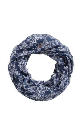 Esprit / Loop-Schal aus fließendem Stoff
