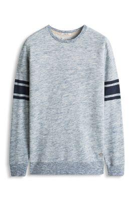 Esprit / Melange Sweatshirt aus Baumwoll-Mix