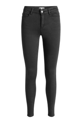 Esprit / Satin-Stretch-Hose im 5-Pocket-Stil