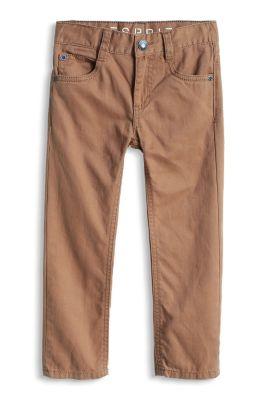 Esprit / Five-pocket-broek, 100% katoen