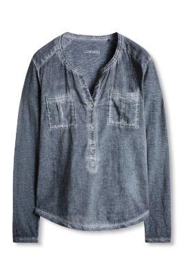 Esprit / Fabric blend T-shirt, 100% cotton