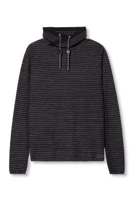 Esprit / Polo-neck jumper in 100% cotton