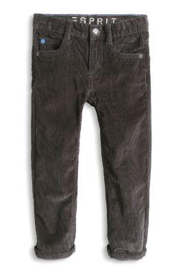 Esprit / 5 Pocket Cordhose, 100% Baumwolle