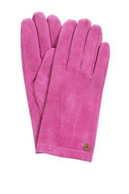Esprit / Handschuhe aus Rauleder