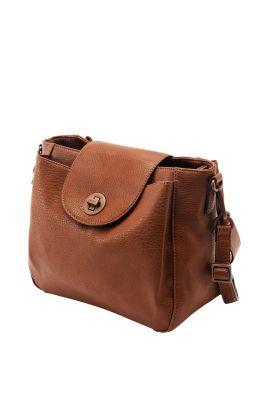 Esprit / Schultertasche im Leder-Look