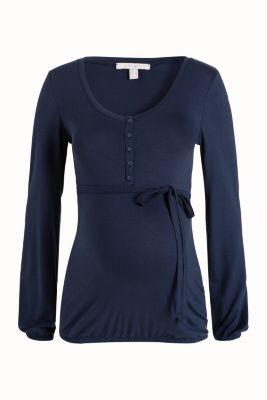 Esprit / Loungewear-Shirt mit Stillfunktion