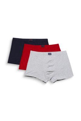 Esprit / Boxer-Shorts im Dreierpack