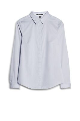 Esprit / Nadelstreifen Stretch-Bluse
